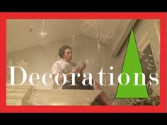 How to Hang SNOWFLAKES - Cool Illusion - Christmas Decorations and Christmas Decorating Ideas - YouTube