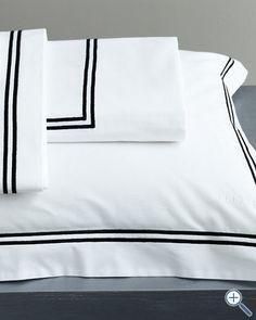FretteClassic Hotel Percale Bedding