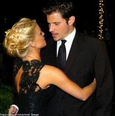 Jessica and Nick Nick And Jess, Jessica Ann, Ashlee Simpson, Idol, Couples, Celebrities, Party, Hair, Brown