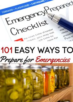 Are you ready for whatever may come? These 101 Easy Ways to Prepare for Emergencies will help you make sure! Make Money Today, How To Make Money, Emergency Preparation, Quitting Your Job, Recipe Boards, Disaster Preparedness, Financial Tips, Shtf, Saving Money