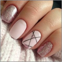 Gel Nails If you are looking for cute nails designs for summer, you have come to the right. If you are looking for cute nails designs for summer, you have come to the right place Gel Nail Art Designs, Winter Nail Designs, Colorful Nail Designs, Cute Nail Designs, Nails Design, Colorful Nails, Easy Designs, Pedicure Designs, Diy Nails