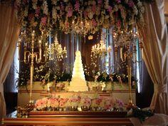 Luxury Wedding Cakes by Lourdes Padilla