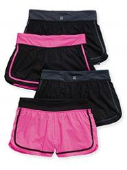 gotta have the running shorts. great for running on the beach ;)