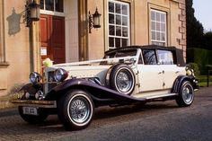 1930's limousines | Beth - 1930's Style Beauford
