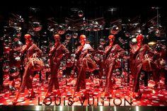 Louis Vuitton Yayoi Kusama Stores Pop Up Around the World - My Modern Metropolis