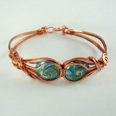 Copper Rain Bracelet | JewelryLessons.com