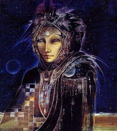 """Lilith"" by Susan Seddon Boulet"