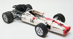 Lego Technic Honda RA300