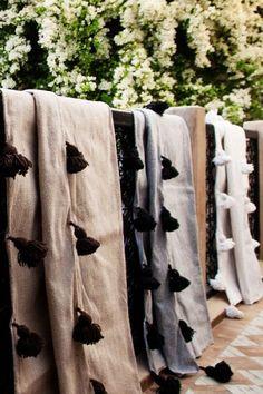 Pom Pom blankets
