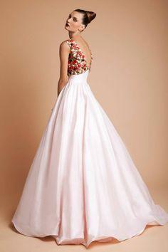 Rani zakhem haute couture fall winter 2013 2014 dress