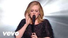 Adele - Hello (Live at the NRJ Awards) I know YOUR GIRL loves Adele too. She may think you think about your life with her BUT YOU and I BOTH know in OUR hearts 25 is all about YOU & ME. #TRUTH