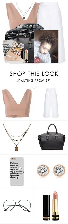 """""""✨"""" by newtrillvibes ❤ liked on Polyvore featuring T By Alexander Wang, ESCADA, 1928, Alexander McQueen, Michael Kors, Gucci and Giuseppe Zanotti"""
