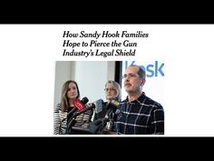 """Morning Coffee with Craig: - How Sandy Hook Families Hope to Pierce the Gun Industry's Legal Shield _____ FPC's program about gun rights, """"Coffee wi. Sandy Hook, Gun Rights, Make A Donation, Families, Guns, Industrial, Coffee, Weapons Guns, Kaffee"""