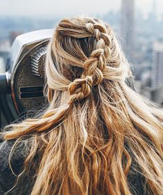 These gorgeous braided hairstyles are the stuff dreams are made of