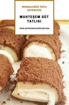 St tatls sttatls stltatllar nefisyemektarifleri yemektarifleri tarifsunum lezzetlitarifler lezzet sunum sunumnemlidir tarif yemek food yummy magnolia s lemon pie Beef Pies, Mince Pies, Cupcake Torte, Mousse Au Chocolat Torte, Cake Recipes, Dessert Recipes, Dessert Food, Milk Recipes, Flaky Pastry