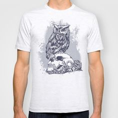 The Key of Wisdom T-shirt by studio VII - $18.00 http://society6.com/vivinicolin/The-Key-of-Wisdom_T-shirt#11=49&4=119