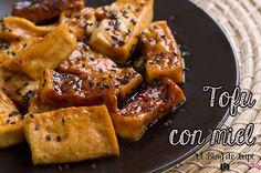 Receta: Tofu con miel | El blog de Lupi