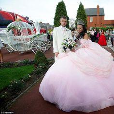 My big fat gypsy wedding.  So funny!
