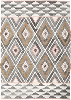 Modern rugs available in a wide variety of designs, colours and shapes. Choose from a huge selection of modern rugs to find the right rug for your home. Pink Rug, Modern Rugs, Home Living Room, Decoration, Bohemian Rug, Carpet, Colours, Quilts, This Or That Questions