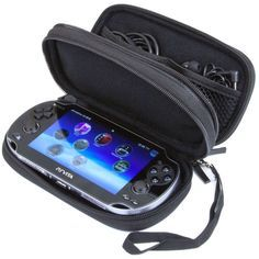 Butterfox Double Compartment Carry Case For PS Vita and PS Vita Slim (PSV 2000) #Butterfox