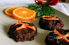 Paleo Weihnachtsbäckerei: Weihnachtliche Mandel-Plätzchen oder auch Lebkuchen (von sugarism - glutenfrei - zuckerfrei - laktosefrei)