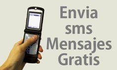 Asi es, podes enviar SMS – Mensajes gratis desde tu Pc a cualquier celular del mundo.  Los mejores sitios y que realmente funcionan estan en la siguiente lista.