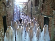 American artist/photographer, Spencer Tunick, joined GARNER Arts Center in October 2013 for a two-year artist in residence program.