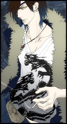 Tags: Fanart, Sengoku Basara, Date Masamune (Sengoku Basara), Capcom, Pixiv, Pixiv Id 1022900