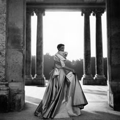 Vogue October 1948 by Clifford Coffin - art print from King & McGaw