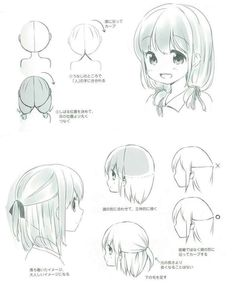 Manga Drawing Ideas Just manga tutorial … Manga Tutorial, Manga Drawing Tutorials, Drawing Techniques, Art Tutorials, Drawing Skills, Drawing Reference, Drawing Sketches, Art Drawings, Drawing Tips