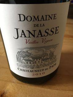 Domaine La Janasse (@LaJanasse)   Twitter