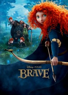 *BRAVE Poster, 2012