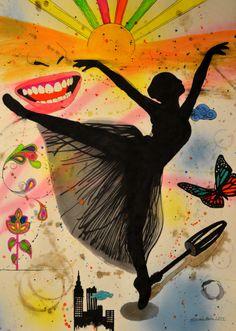 Eduardo Bessa: Ballerina Girl