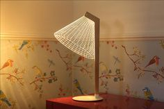7   These Mind-Bending Lamps Are Really Just 2-D Cut-Outs   Co.Design   business + design