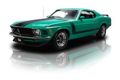 1970 Ford Mustang Boss 302 For Sale | Collector and Classic Cars ...