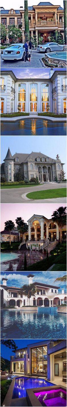 Billionaire estates #billionaireluxe