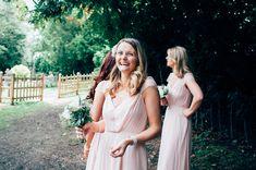 Images by Anne Schwarz Photography - Diane Harbridge Buttercup Wedding Dress | DIY Village Hall Wedding | High Street M&S Suit & ASOS Bridesmaid Dresses | Anne Schwarz Photography | http://www.rockmywedding.co.uk/clare-chris/