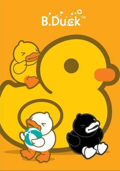 B duck Funny Pics, Funny Pictures, Duck Art, Cute Little Drawings, Cartoon Characters, Fictional Characters, Rubber Duck, Phone Backgrounds, Tweety