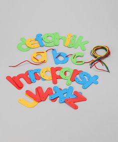 Lowercase Lacing Alphabet Set 8e10853c818e