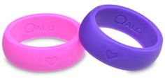 Silicone Wedding Rings by QALO