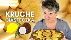 Kruche CIASTECZKA CYTRYNOWO-KOKOSOWE 🥥🍋 Muffin, Breakfast, Food, Morning Coffee, Essen, Muffins, Meals, Cupcakes, Yemek