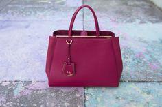 Fendi 2jours bag, Hot pink!