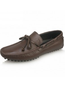 Men's Leather Casual Boats Shoes