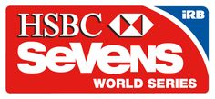 HSBC IRB Sevens Rugby World Series Logo Rugby 7's, Pool Drawing, Team Mascots, Great Logos, World Series, Sports News, Glasgow, 7 February, Positivity