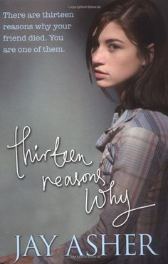 A very thought provoking book about suicide, and how small things done and undone by people led to Hannah's death.