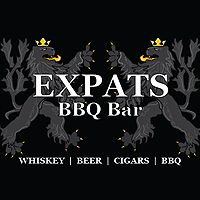 Expats BBQ Bar is your new home away from home with the best service in town. We feature a large BBQ Garden out back (you read that correctly, BBQ Garden ... slowly smoked) teamed with Prague's best local beers on tap. Our fantastic array of whiskeys and cigars compliment any occasion, whether a football match or a weekend night. Always ready to serve you, our environment is fun and perfect for couples or groups of friends looking for a place away from the hassle.