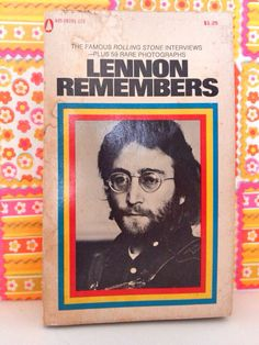 lennon remembers the full rolling stone interviews from 1970
