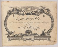 Mozart Original Sheet Music Wolfgang amadeus mozart