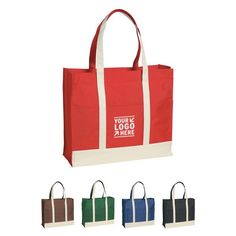 Tote bags are a superb way to market your business!  Send us your logo, pick out…