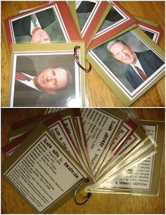 Articles of Faith Cards & Apostle Cards | LDS Craft Project